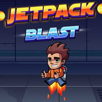 Jetpack Blast || 13,860x played