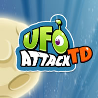 Ufo Attack TD || 26,840x played