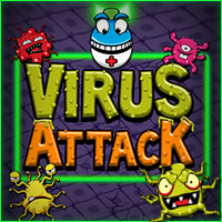 Virus Attack || 10,127x played